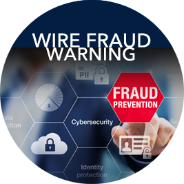 link to Wire Fraud Warning video page